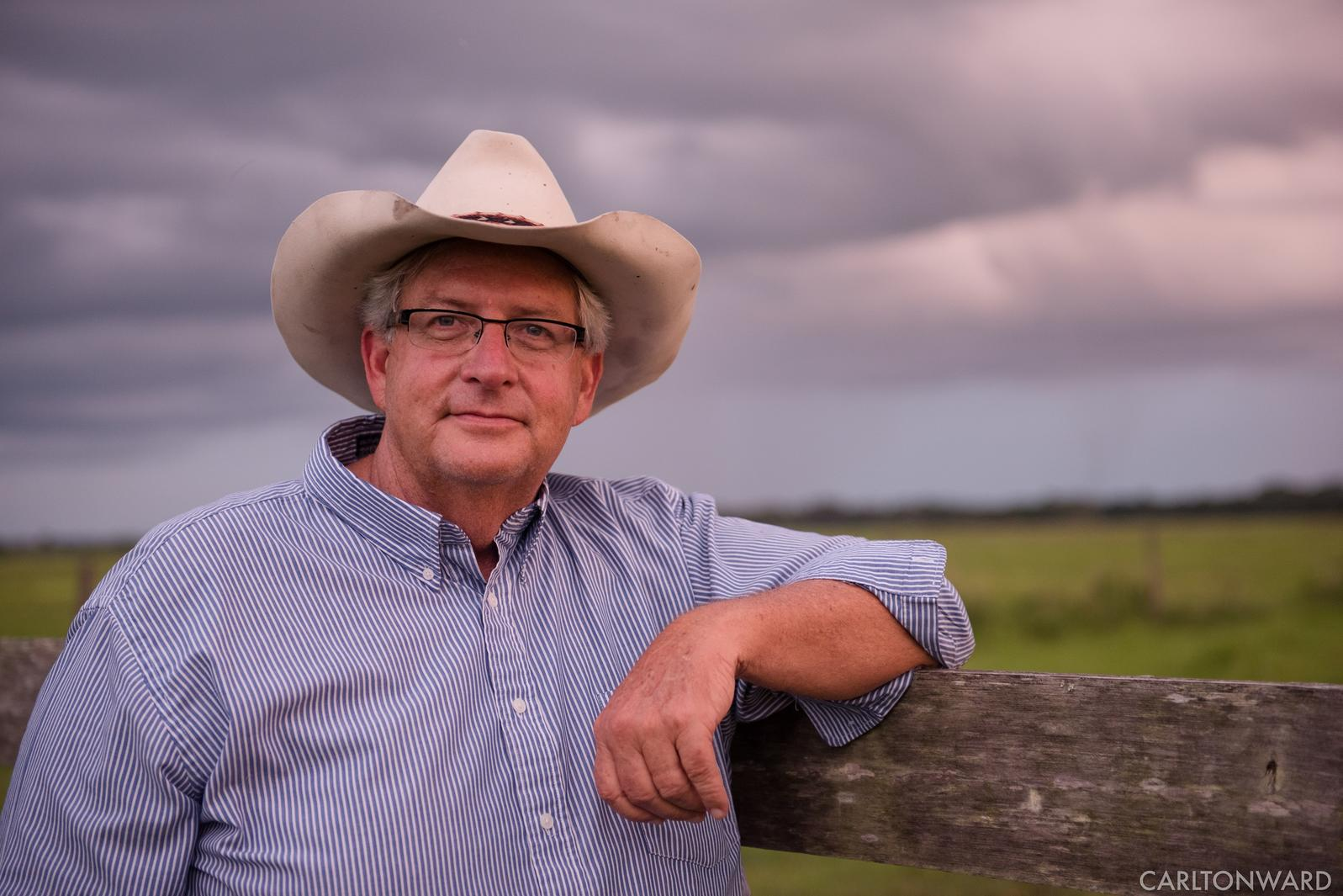 Rancher Jim Strickland
