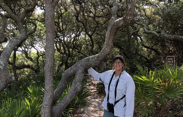 President of Central Florida's Orange Audubon Society Wins Prestigious William Dutcher Award