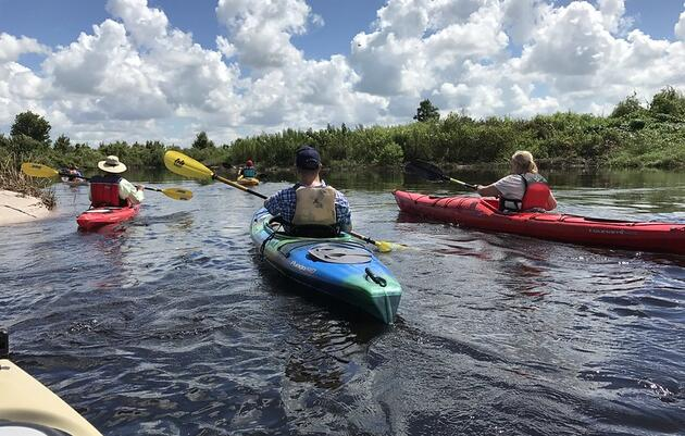 Kissimmee River Project - Largest Restoration Initiative of its Kind - Complete After Nearly 30 Years