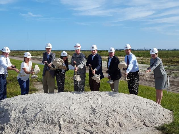 C-44 Reservoir & Stormwater Treatment Area Groundbreaking