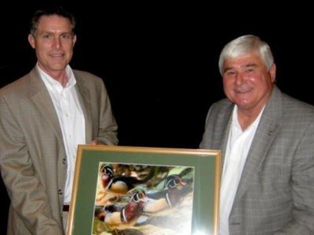 Leonard Bembry Given Florida Audubon Sustainable Forestry Award