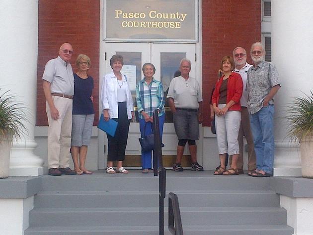 West Pasco Audubon Advocates for Rocky Creek