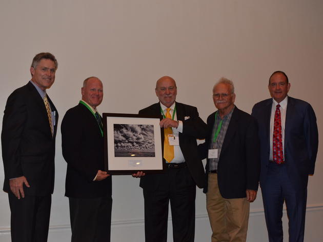 Florida Forest Service Employee Recognized for Conservation Leadership