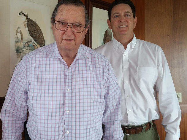 Intergenerational Conservation Leadership: Father's Legacy on Audubon Florida Board Fulfilled by Son