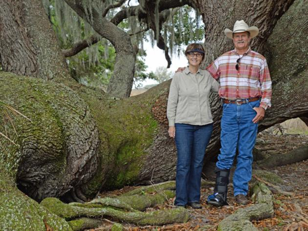 Audubon Florida Presents 2016 Sustainable Rancher Award to Lightsey Cattle Company
