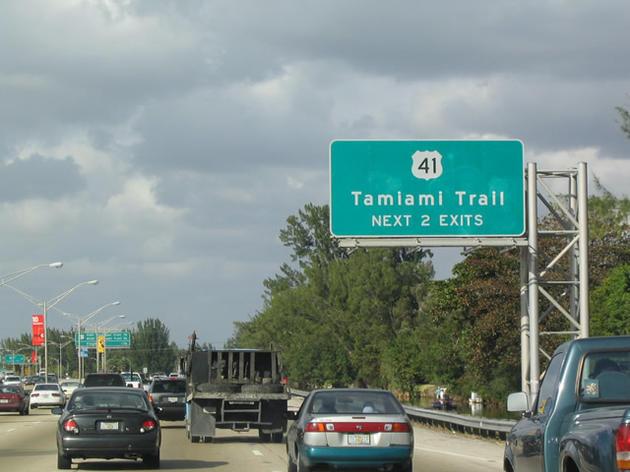 Initial mile of Tamiami Trail bridge project delayed.