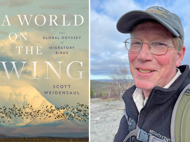 Audubon Florida Taps Scott Weidensaul for Assembly Virtual Keynote Presentation on Nov. 6