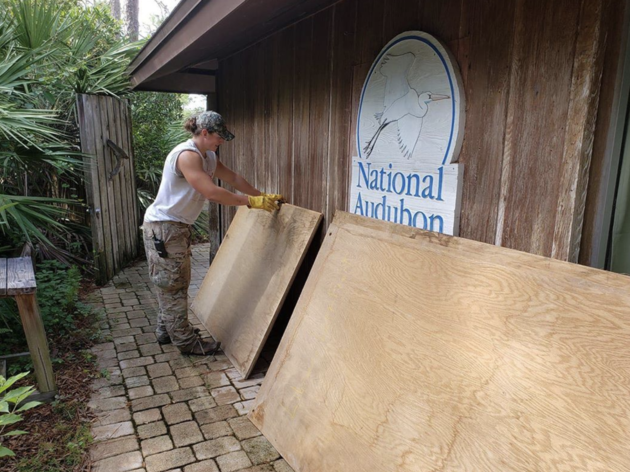 Corkscrew Swamp Sanctuary and Center for Birds of Prey Closes for Hurricane Dorian; Other Audubon Offices Watching Carefully