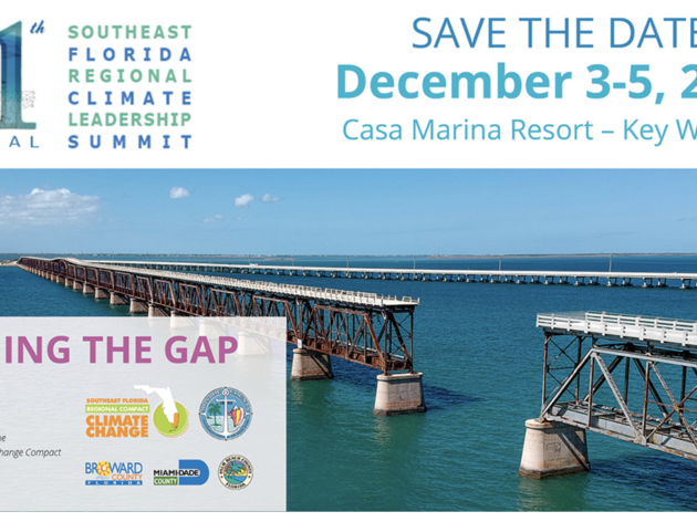 SEFL Regional Climate Leadership Summit Focuses on Energy Efficiency, Sea Level Rise, and Courageous Communication