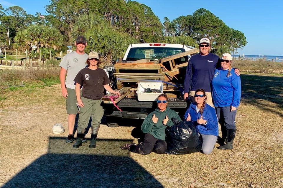 Audubon team