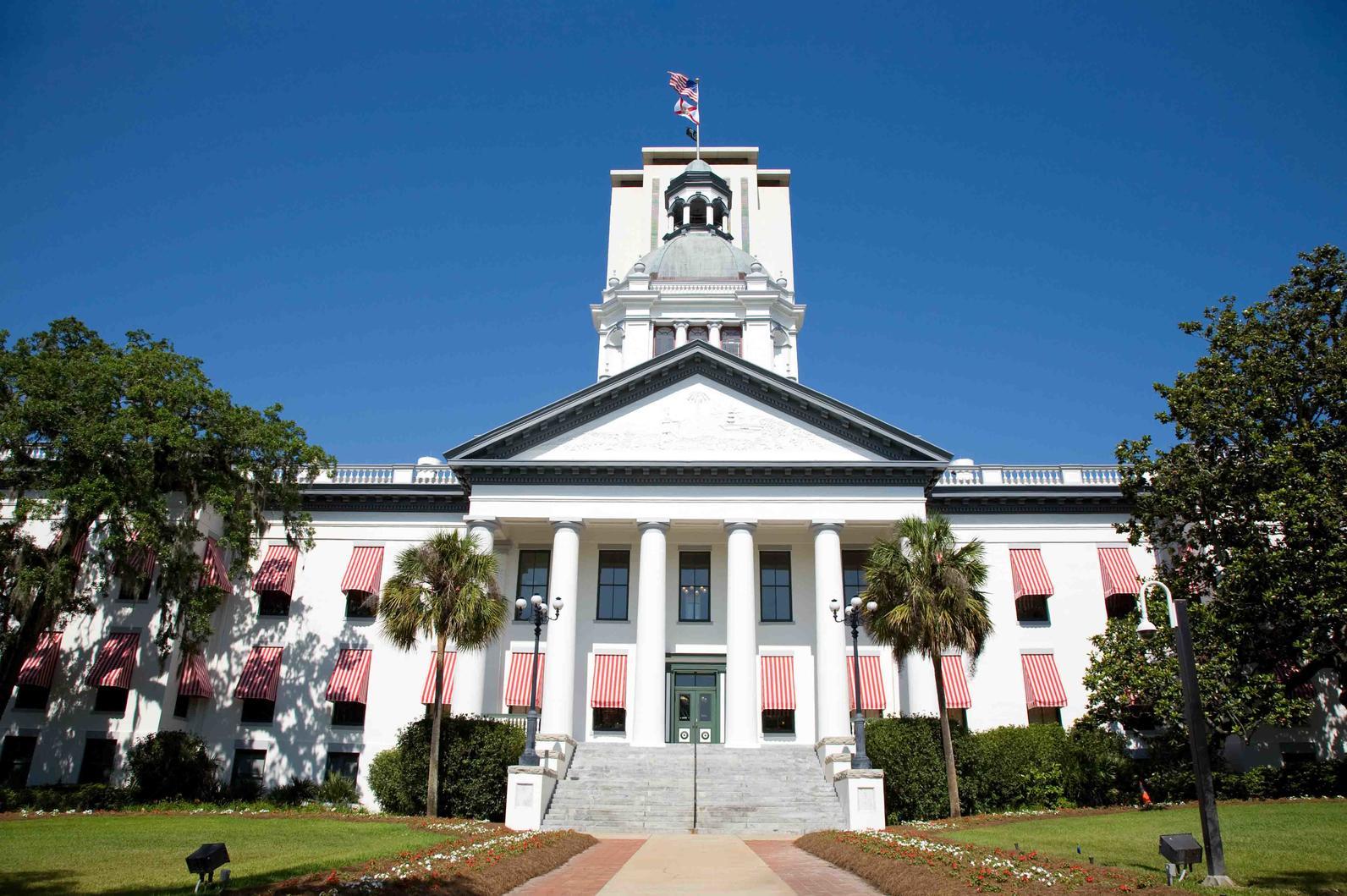 Florida's capitol building