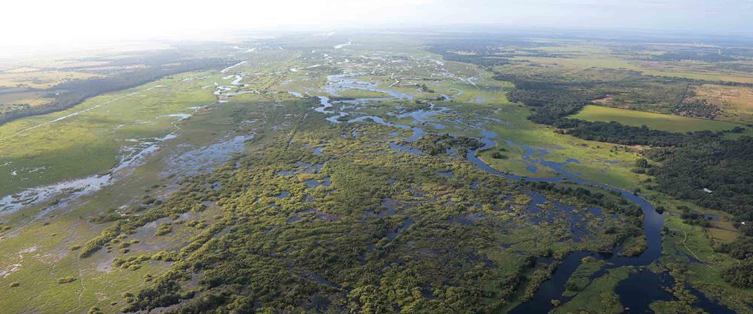 kissimmee river floodplain